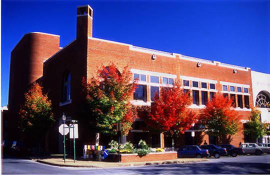 Bank in Fayetteville by Curtis J Neeley Jr
