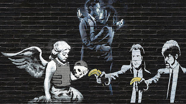 Serge Averbukh - Banksy - Failure To Communicate