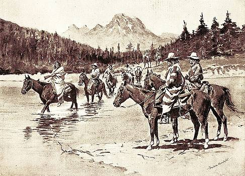 Roberto Prusso - Bannock Hunting Party
