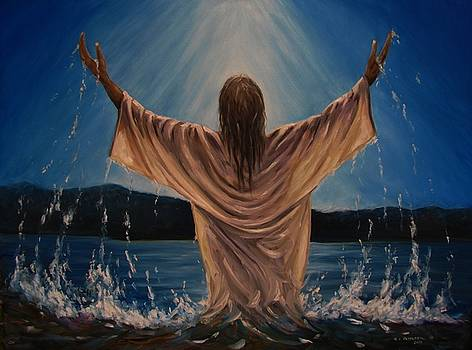 Baptised In His Glory    A Brand New Day  by Richard Klingbeil