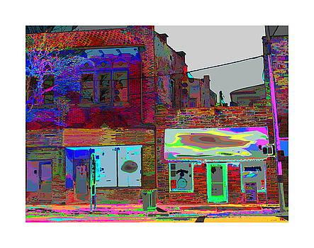 Bar and Restaurant #19 by Joe Ditzel
