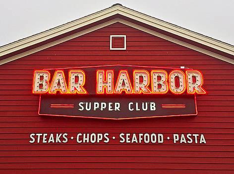 Robert Meyers-Lussier - Bar Harbor Study 2