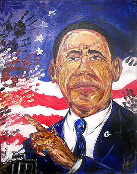 Barack - I Got Yo Back - No Frontin by Melvin Robinson