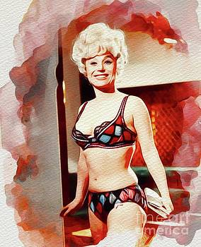 John Springfield - Barbara Windsor, Carry On Films Cast