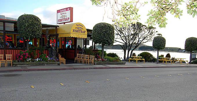 Barbara's Fishtrap restaurant by Carolyn Donnell