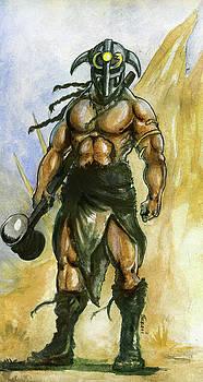 Barbarian by Bartek Blaszczec