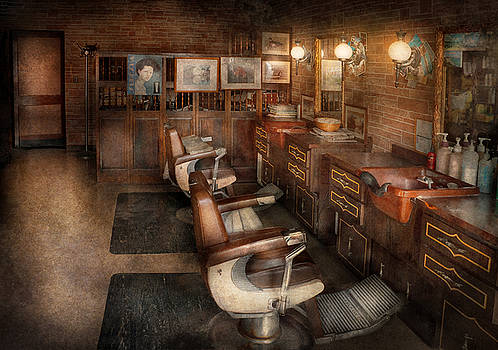Mike Savad - Barber - Clinton NJ - Clinton Barbershop