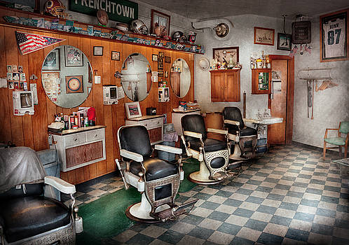 Mike Savad - Barber - Frenchtown Barbers