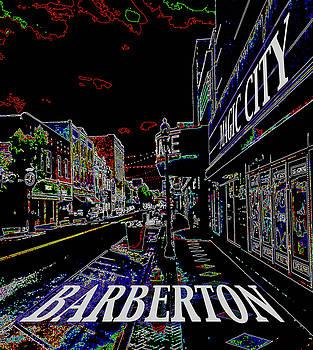 Barberton The Magic City by Jack Diamond
