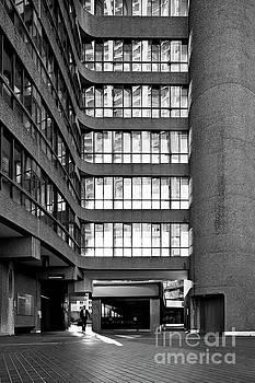 Barbican, London by David Bleeker