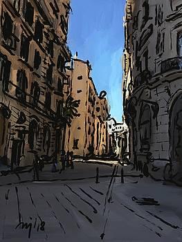 Barcelona 04 by Ugljesa Janjic