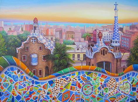 Barcelona 2 by Elena Yalcin
