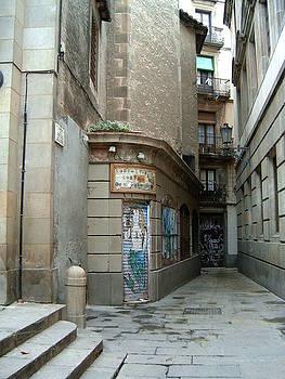 Barcelona 2 by Paez De Pruna