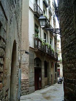 Barcelona 3 by Paez De Pruna