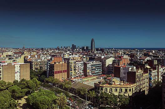 Barcelona by Alexander Mandelstam