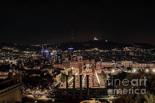 Barcelona Nights by Reynaldo Brigantty