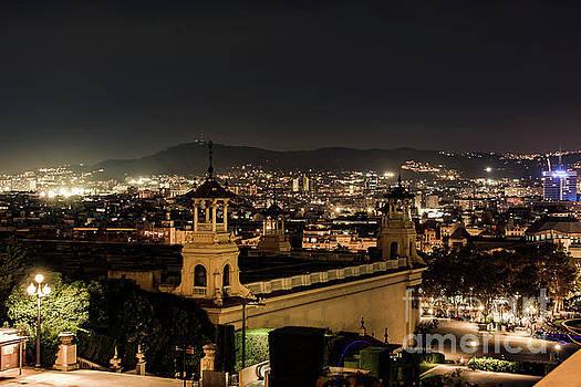 Barcelona Nights_2 by Reynaldo Brigantty