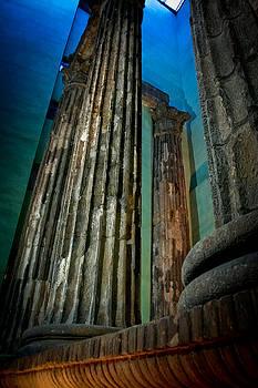 Jonathan Hansen - Barcelona Roma Columns