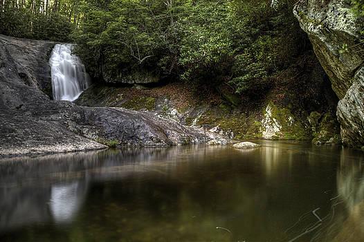 Bard Falls by David Hopkins