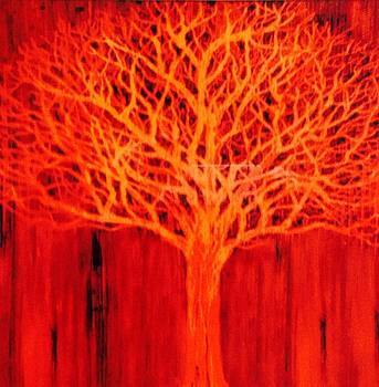Bare Tree by Judy Osiowy