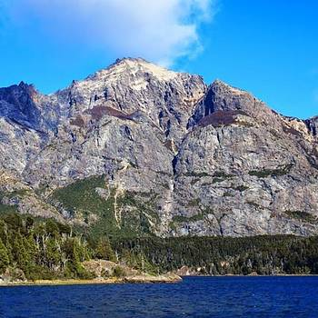 #bariloche In The Argentinian Lake by Dante Harker