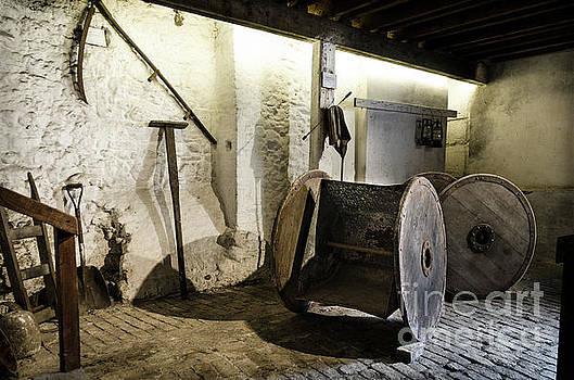 RicardMN Photography - Barley warehouse at Lockes Distillery