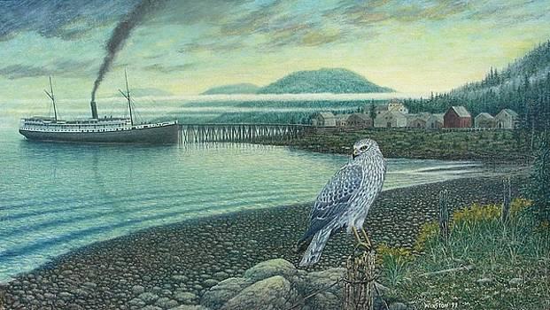 Barlow, Alaska, 1882 by Michael Winston