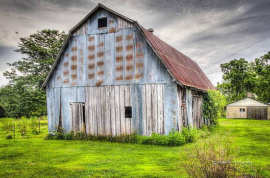 Barn #3 by Al Griffin