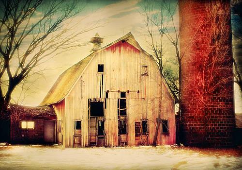 Barn For Sale by Julie Hamilton