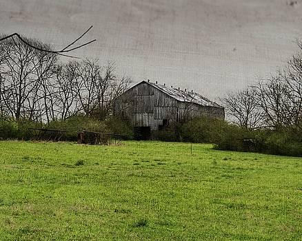 Barn Art by John Benedict