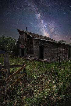 Barn Astronomy  by Aaron J Groen