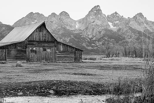 Barn at Mormon Row by Peak Photography by Clint Easley