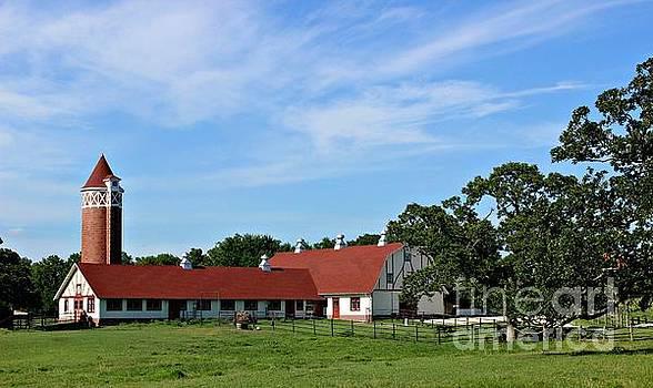 Jenny Revitz Soper - Farm and Stables