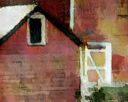 Barn Board Two by Don Berg
