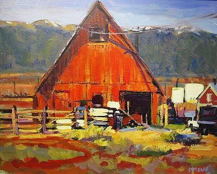 Barn by Brian Simons