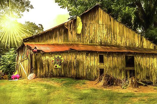 Barry Jones - Barn Deco