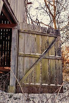 Barn Door 2018-01-19_887 by Ericamaxine Price