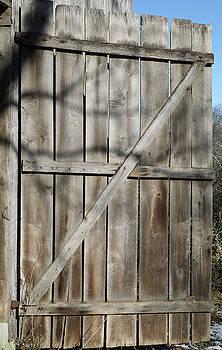 Barn Door 994 by Ericamaxine Price