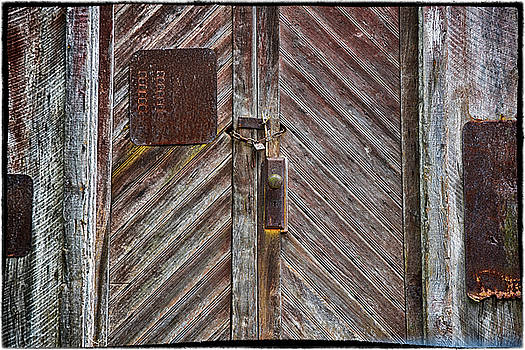 Barn Door Appalachia by Steve Archbold