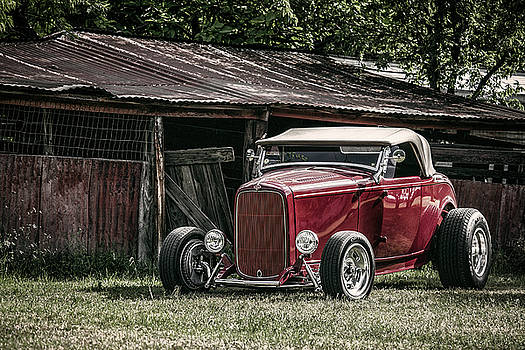 Barn Find by Douglas Pittman