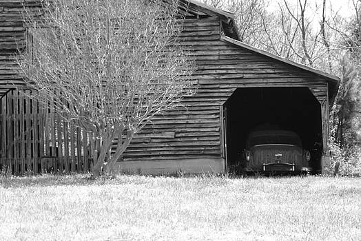 Barn find by Rich Caperton