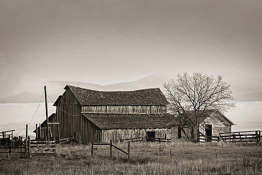 Scott Wheeler - Barn in the Valley