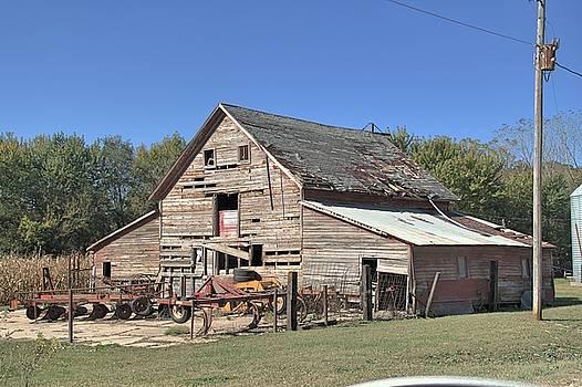 Barn N Equipment by Tom Winfield
