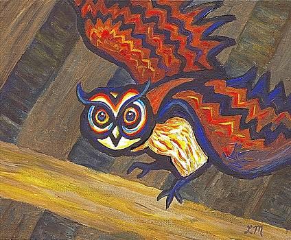 Linda Mears - Barn Owl 801