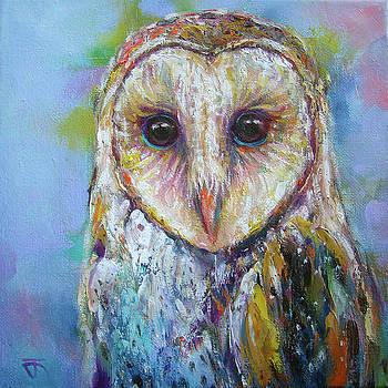 Barn Owl by Jack No War