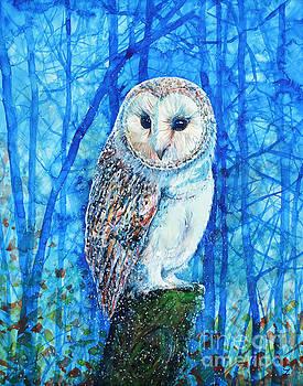 Zaira Dzhaubaeva - Barn Owl