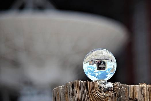 Barn Reflections by David S Reynolds