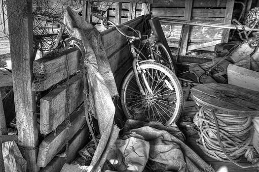 Barn Relics by Tim Ford