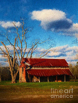 Dave Bosse - Red Roof Barn 2