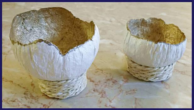 Barnacle Bowls by Karan Sargent
